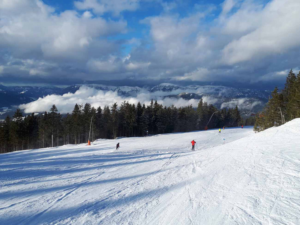 Lyžovačku na Stuhlecku si užijú začiatočníci aj skúsenejší lyžiari